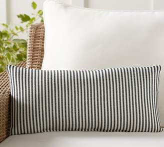 Pottery Barn Sunbrella®; Claremont Striped Indoor/Outdoor Pillow