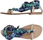 Fisico Toe strap sandals - Item 11208185