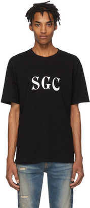 Stolen Girlfriends Club Black SGC Classic T-Shirt