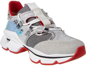 Christian Louboutin Runner Donna Leather Sneaker
