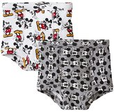Disney Mickey Mouse Training Unders In Organic Cotton