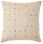 cloud 9 Gold Grommet Pillow
