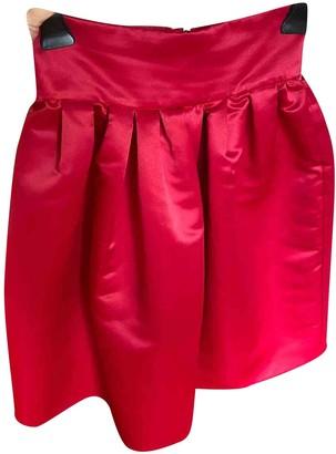 Pinko Pink Skirt for Women