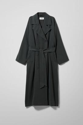 Weekday Karlee Coat - Black