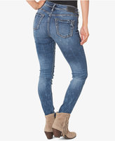 Silver Jeans Co. Suki Indigo Wash Skinny Jeans