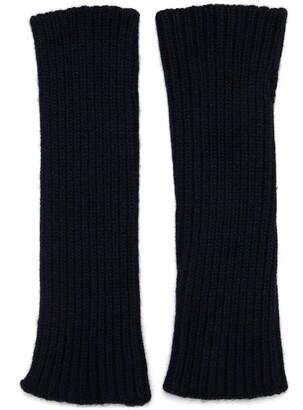 Antonella Rizza Fingerless Knitted Gloves