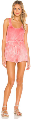 Privacy Please Sunset Romper