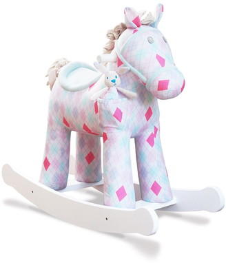 Little Bird Told Me Florence & Floop Rocking Horse & Stuffed Animal