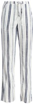 Bella Dahl Stripe WIde-Leg Pants