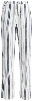 Bella Dahl Stripe WIde-Leg Pants