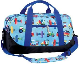 Olive Kids Wildkin Trains-Planes & Trucks Duffel Bag