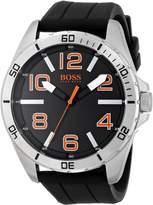 BOSS ORANGE Men's 1512943 Big Time Analog Display Quartz Watch