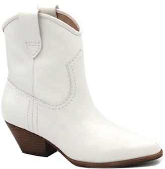 Rachel Zoe Cameron Western Leather Bootie