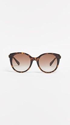 Gucci Soft Feminine Cat Eye Sunglasses