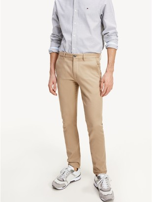 Tommy Hilfiger Slim Fit Stretch Cotton Chino