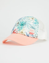 Roxy Just Ok Girls Trucker Hat