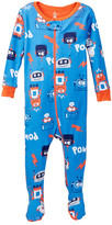 Petit Lem Knit Pajama Sleeper (Baby Boys)