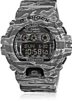 G-Shock Premium Grey Camouflage Digital Watch