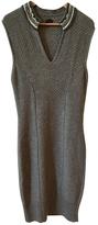 Fendi Wool mid-length dress
