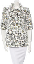 Chanel Summer 2015 Collection Woven Floral Jacket w/ Tags