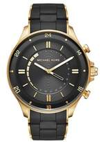 Michael Kors Reid Stainless Steel Strap Hybrid Smartwatch