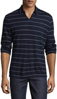 James Perse Men's Revised Standard Wool Polo