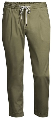 The Kooples Cropped Cargo Pants