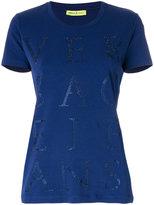 Versace studded logo T-shirt