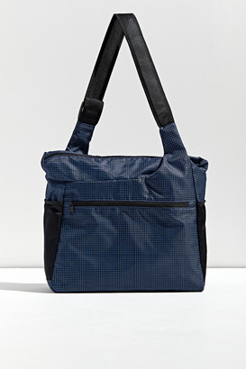 Urban Outfitters Nylon Messenger Tote Bag