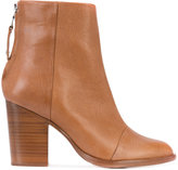 Rag & Bone Ashby ankle boots - women - Calf Leather/Leather - 37.5