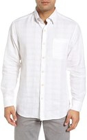 Tommy Bahama A Linen Legend Classic Fit Linen Blend Sport Shirt (Big & Tall)