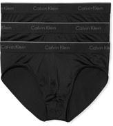 Calvin Klein Men's 3-Pack Stretch Briefs