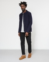 Barbour Pennan Wool Blazer Navy