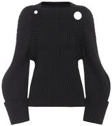 Jacquemus La Maille Boléro wool sweater
