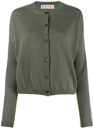 Marni Button Up Cardigan