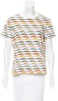 Mary Katrantzou Printed Crew Neck T-Shirt