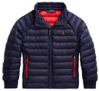 Ralph Lauren Kids Lightweight Padded Jacket (2-4 Years)