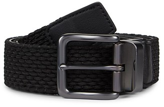 Nike Reversible Gunmetal Belt