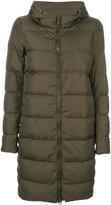 Herno padded hooded coat - women - Polyamide/Goose Down - 44