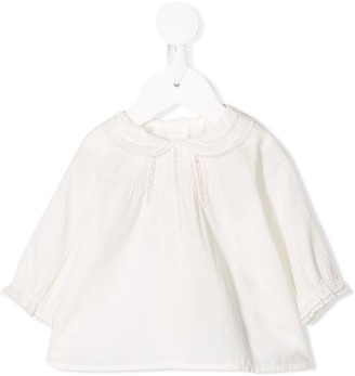 Bonpoint Smocked Blouse