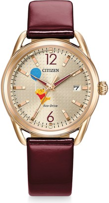 Disney Winnie the Pooh Eco-Drive Watch for Women by Citizen
