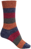 Cabot and Sons Cabot & Sons Striped Socks - Crew (For Women)