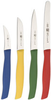 Zwilling J.A. Henckels TWIN® Grip Colored Paring Knife Set