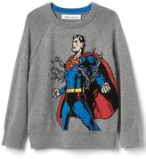 babyGap + Junk Food superhero sweater