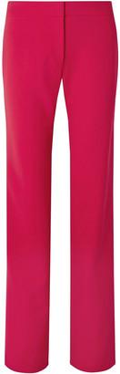 Carolina Herrera Wool Straight-leg Pants