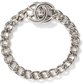 Banana Republic LUXE FINDS | Chanel Turnlock Bracelet