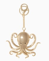 Charming charlie Gold Octopus Keychain