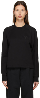 Y-3 Black CL Logo Sweatshirt