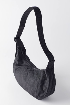 Baggu Medium Crescent Nylon Shoulder Bag