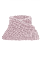 Quiz Pink Thick Knit Snood